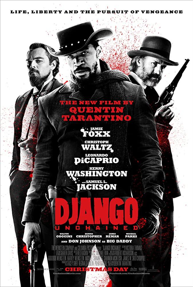 DjangoUnchainedPoster